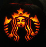 Starbucks Pumpkin